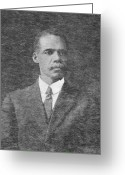 Black History Greeting Cards - Robert Pelham, Us Inventor Greeting Card by Schomburg Center For Research In Black Culturenew York Public Library