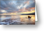 Williams Photo Greeting Cards - Robin Hoods Bay Greeting Card by Martin Williams