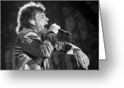 Rolling Stones Photo Greeting Cards - Rolling Stones Xi Greeting Card by Rafa Rivas