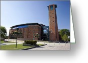 William Greeting Cards - Royal Shakespeare Theatre Greeting Card by Jane Rix