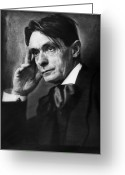 Bowtie Greeting Cards - Rudolf Steiner (1861-1925) Greeting Card by Granger