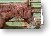 Rust Greeting Cards - Rusty Greeting Card by Robert Hooper
