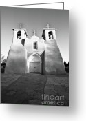 Assisi Greeting Cards - Sacred Place Greeting Card by Shelby McQuilkin