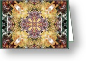 Sacred Photo Greeting Cards - Sacred Space Greeting Card by Bell And Todd