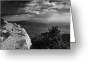 Sandias Greeting Cards - Sandia Crest - Albuquerque New Mexico Greeting Card by Jason Neely