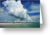 Sanibel Island Greeting Cards - Sanibel Greeting Card by Jeff Breiman