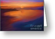 Sanibel Island Greeting Cards - Sanibel Sunrise Greeting Card by Jeff Breiman