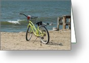 Long Beach Island Photos Greeting Cards - Sea Shore 87 Greeting Card by Joyce StJames