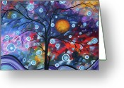 Madart Greeting Cards - See the Beauty Greeting Card by Megan Duncanson