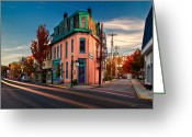 Sewickley . Greeting Cards - Sewickley 1  Greeting Card by Emmanuel Panagiotakis