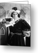 Elizabethan Greeting Cards - Shakespeare: Richard Iii Greeting Card by Granger
