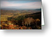 Shenandoah Greeting Cards - Shenandoah Valley Greeting Card by Lee Chon