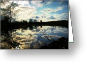 Photographer Framed Prints Prints Greeting Cards - Silence Of Worms Greeting Card by Jerry Cordeiro