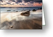 Evgeni Dinev Greeting Cards - Sky In the Sands Greeting Card by Evgeni Dinev