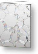 Tom Biegalski Greeting Cards - Soap bubbles Greeting Card by Tom Biegalski