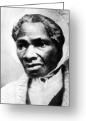 Isabel Greeting Cards - Sojourner Truth Greeting Card by Granger