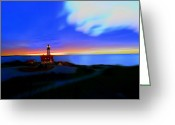 Fort Williams Park Photo Greeting Cards - Somewhere Between Asleep And Awake Greeting Card by Rick  Blood