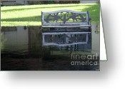 Drain Greeting Cards - Son of a Bench Greeting Card by Jack Norton