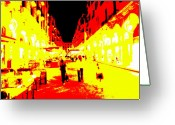 Souk Greeting Cards - Souks of Beirut Greeting Card by Funkpix Photo  Hunter