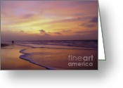 Myrtle Beach South Carolina Greeting Cards - Soulmates Greeting Card by Jeff Breiman