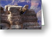 Grand Canyon Greeting Cards - Southern Rim Greeting Card by Viktor Savchenko