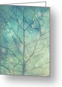 Twinkle Greeting Cards - Sparkle of Light Greeting Card by Joel Witmeyer
