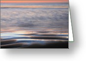 Wrightsville Greeting Cards - Splash Greeting Card by JC Findley