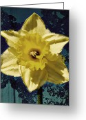 Jerry Cordeiro Greeting Cards Posters Greeting Cards - Spring Stones Greeting Card by Jerry Cordeiro