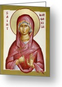 St Margarita Greeting Cards - St Margarita Greeting Card by Julia Bridget Hayes