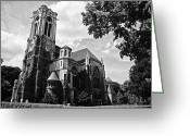 Benjamin Matthijs Greeting Cards - St. Pauli Church Greeting Card by Benjamin Matthijs