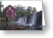 Starrs Greeting Cards - Starrs Mill GA Greeting Card by Jake Hartz