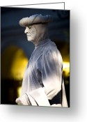 Christopher Holmes Photography Greeting Cards - Statuesque Greeting Card by Christopher Holmes