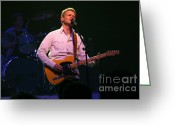Christian Chapman Greeting Cards - Steven Curtis Chapman 8430 Greeting Card by Gary Gingrich Galleries
