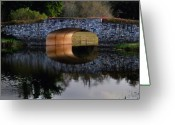 Huisken Greeting Cards - Stone Bridge at Solivita Greeting Card by Lyle  Huisken