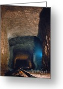 Cavern Greeting Cards - Strategic Petroleum Reserve Site Greeting Card by Science Source