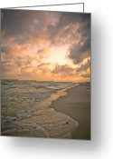 Toriaray Greeting Cards - Sublime Greeting Card by Victoria Lawrence