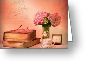Still Life Photo Greeting Cards - Sunday Afternoon Greeting Card by Ian Barber