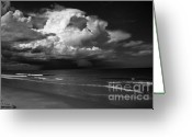 Supercell Greeting Cards - Super Cell Storm Florida Greeting Card by Arni Katz