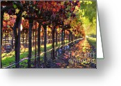 Fall Photographs Greeting Cards - Sweet Fall Greeting Card by Mars Lasar