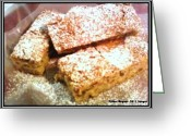Kitchen Photos Greeting Cards - Sweet Mornings Greeting Card by Tiffani Maynor