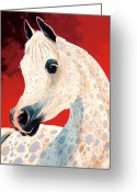 Abstract Realism Painting Greeting Cards - Sweetheart Greeting Card by Bob Coonts
