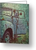 Edmonton Photographer Prints Greeting Cards - Tailgate Date  Greeting Card by Jerry Cordeiro