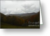 West Virginia Highlands Greeting Cards - Take Me Home Greeting Card by Randy Bodkins