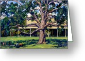 Western Massachusetts Greeting Cards - Tanglewood Before the Concert Greeting Card by Thor Wickstrom