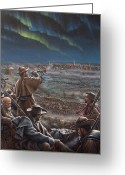 The Cost Of War Greeting Cards - Taps Greeting Card by Dan  Nance