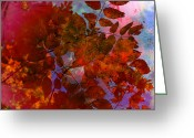 Wildlife Greeting Cards Prints Greeting Cards - Tears Of Leaf  Greeting Card by Jerry Cordeiro