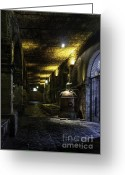 Restless Light Photography Greeting Cards - Tequilera No. 2 Greeting Card by Lynn Palmer