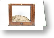 Mound Greeting Cards - Termite Nest Greeting Card by Gregory Davies, Medinet Photographics