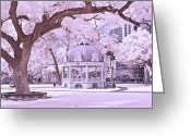 Hawai Greeting Cards - The Coronation Pavilion Greeting Card by James Walsh