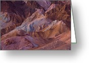 Pacific Coast States Greeting Cards - The Different Coloured Rock Greeting Card by Michael Melford